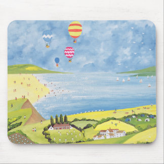 Up up and away mouse pad