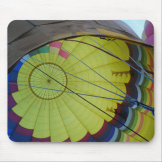 Up, up and away! mouse pad