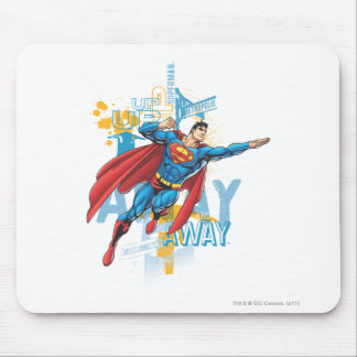 Up, Up and Away Mouse Pad
