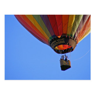 """""""Up, up and away"""" Postcard"""