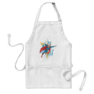 Up, Up and Away Standard Apron