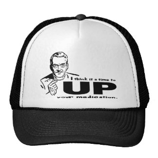 UP your Medication Cap