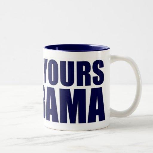 Up yours Obama Coffee Mug