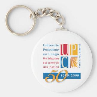 UPC 50th Anniversary Keychain