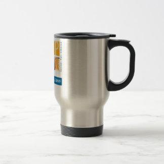 UPC 50th Anniversary Travel Mug