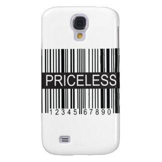 upc Code Priceless Galaxy S4 Case