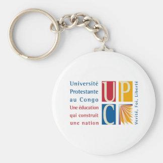 UPC Logo Keychain