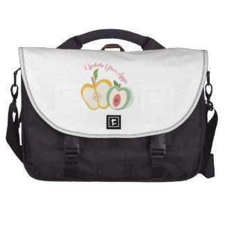 Update Apps Laptop Shoulder Bag