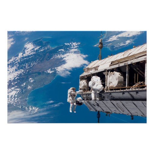 Upgrading the International Space Station Posters