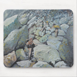 Uphill 2013 mouse mat