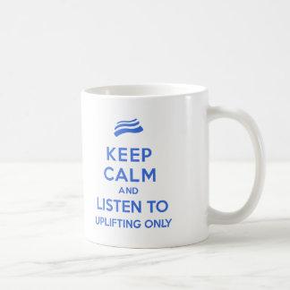 Uplifting Only Keep Calm Mug