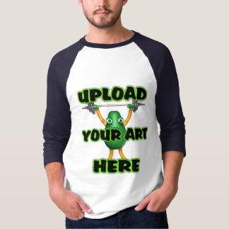 Upload art to customize Valxart shirts