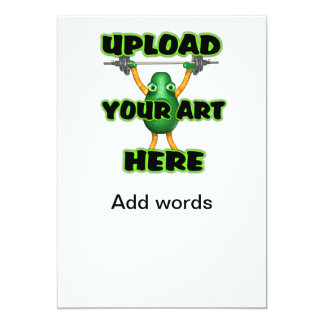 Upload art to invitation 4x8 in
