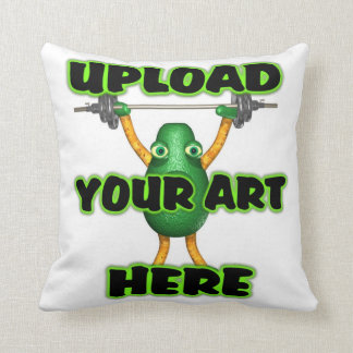 Upload photo add 2 sided pillow