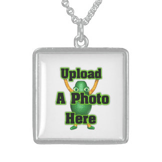 Upload photo to Valxart templates Sterling Silver Necklace