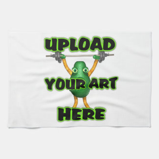 Upload your art to kitchen towels