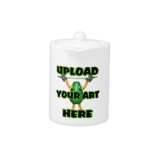 Upload your art to teapot