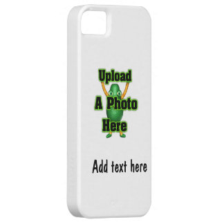 Upload your logo and text iphone 5 casemate ID iPhone 5 Covers