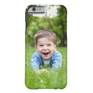 Upload Your Own Photo Barely There iPhone 6 Case