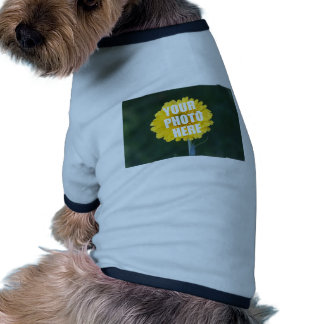 UPLOAD YOUR OWN PHOTO & Create The Perfect Gift Pet Tee Shirt