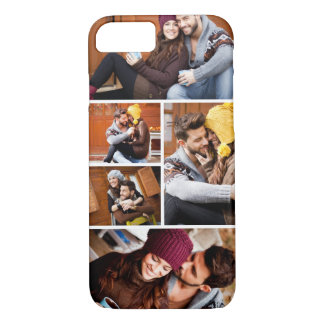 Upload Your Own Photos | Custom Photo Collage iPhone 7 Case
