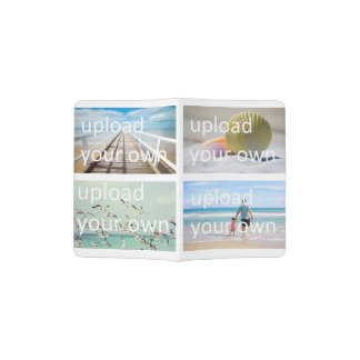 Upload Your Own Travel Photos Passport Holder