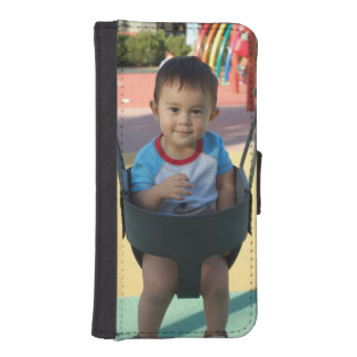 Upload Your Photo Custom Wallet Case