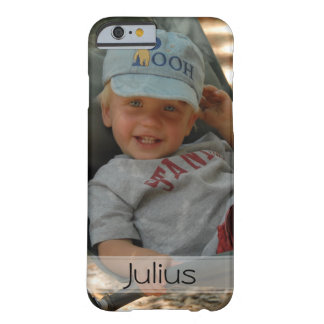 Upload your photo iPhone 6 Case Barely There iPhone 6 Case