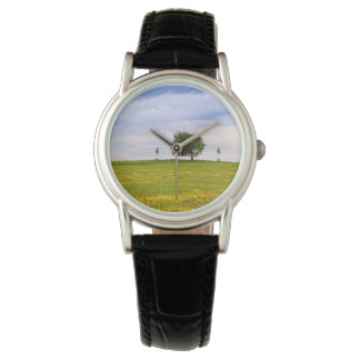 Upload your photo, nature, ladies watch