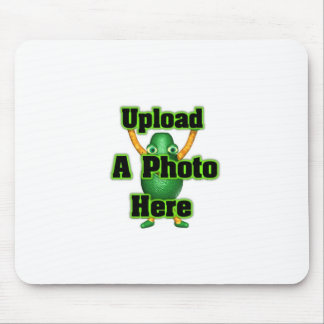 Upload your photo to template products mouse pad