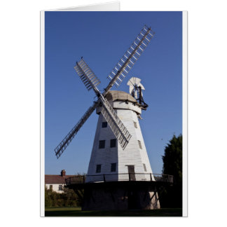 Upminster windmill Essex Card