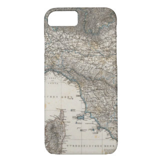 Upper and Central Italy iPhone 8/7 Case