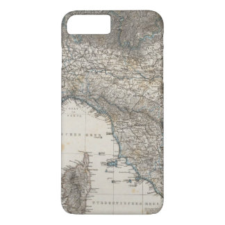 Upper and Central Italy iPhone 8 Plus/7 Plus Case