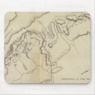 Upper and Lower Canada Mouse Mat