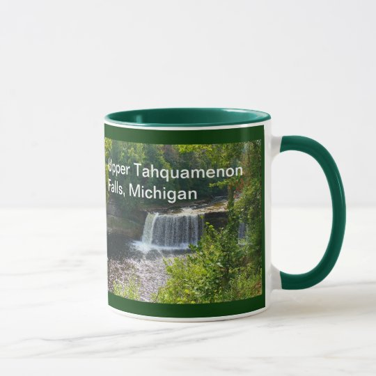 Upper and Lower Tahquamenon Falls, Michigan Mug