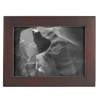 Upper Antelope Canyon, Page, Arizona, USA Keepsake Box