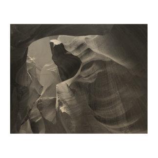 Upper Antelope Canyon, Page, Arizona, USA Wood Wall Art