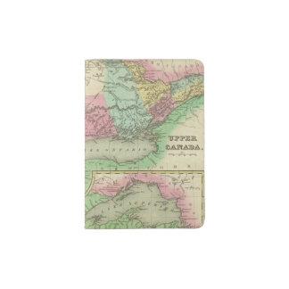 Upper Canada 2 Passport Holder
