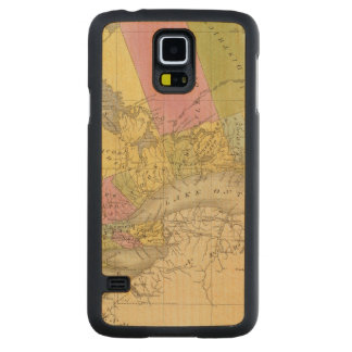 Upper Canada 4 Carved Maple Galaxy S5 Case