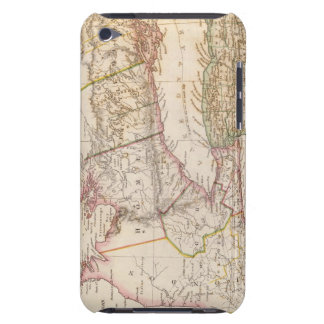 Upper Canada, NY, Penn, Mich iPod Touch Cover