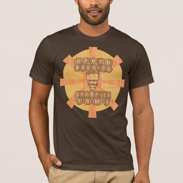 Upper Decking Champion T-Shirt