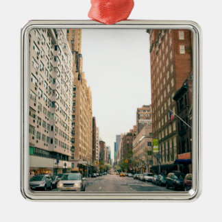 Upper East Side Christmas Ornament
