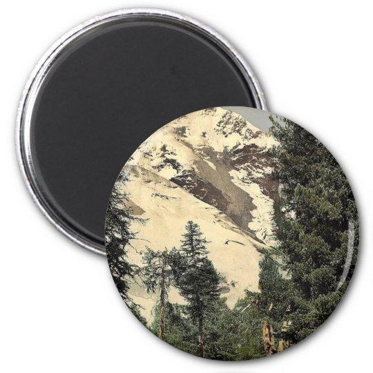 Upper Engadine, Bernina, Grisons, Switzerland clas Magnet