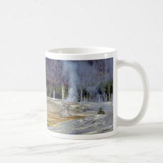 Upper Geyser Basin, Yellowstone National Park, U.S Coffee Mug