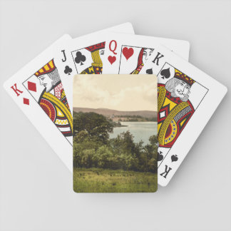 Upper Lough Erne, Co Fermanagh, Northern Ireland Playing Cards