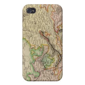 Upper, Lower Rhine iPhone 4 Case