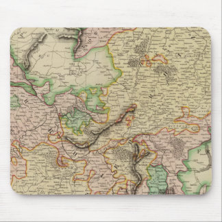 Upper, Lower Rhine Mouse Mat