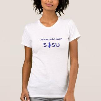 "Upper Michigan ""SISU"" Clothing Tee Shirt"