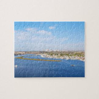 Upper Newport Bay - Back Bay Jigsaw Puzzle