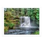 Upper North Falls Postcard